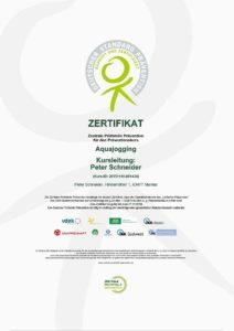 Aquajogging Zertifizierung 12h