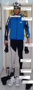 Radfahren: Ausrüstung im Winter