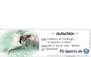 Gutschein PS-Sports.de